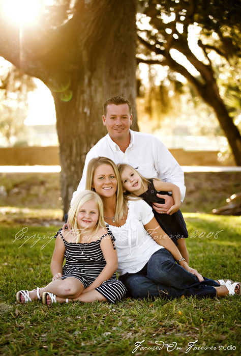 On Location Family Session