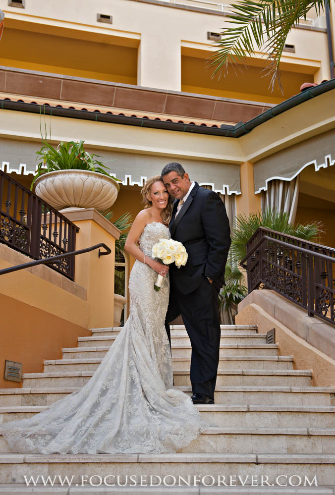 Wedding Anthony And Maria Married At Eau Hotel In Palm