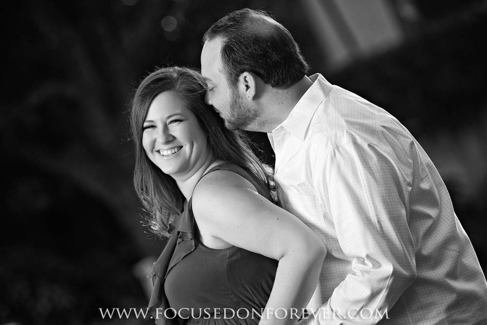 Engagement ~ Anessa and Matthew at Royal Poinciana Chapel