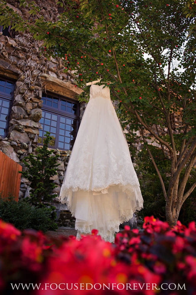 Wedding: JR and Amy married at Omni Grove Apark Inn