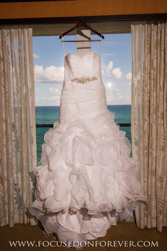 Wedding: Paul and Marina married at Jupiter Beach Resort