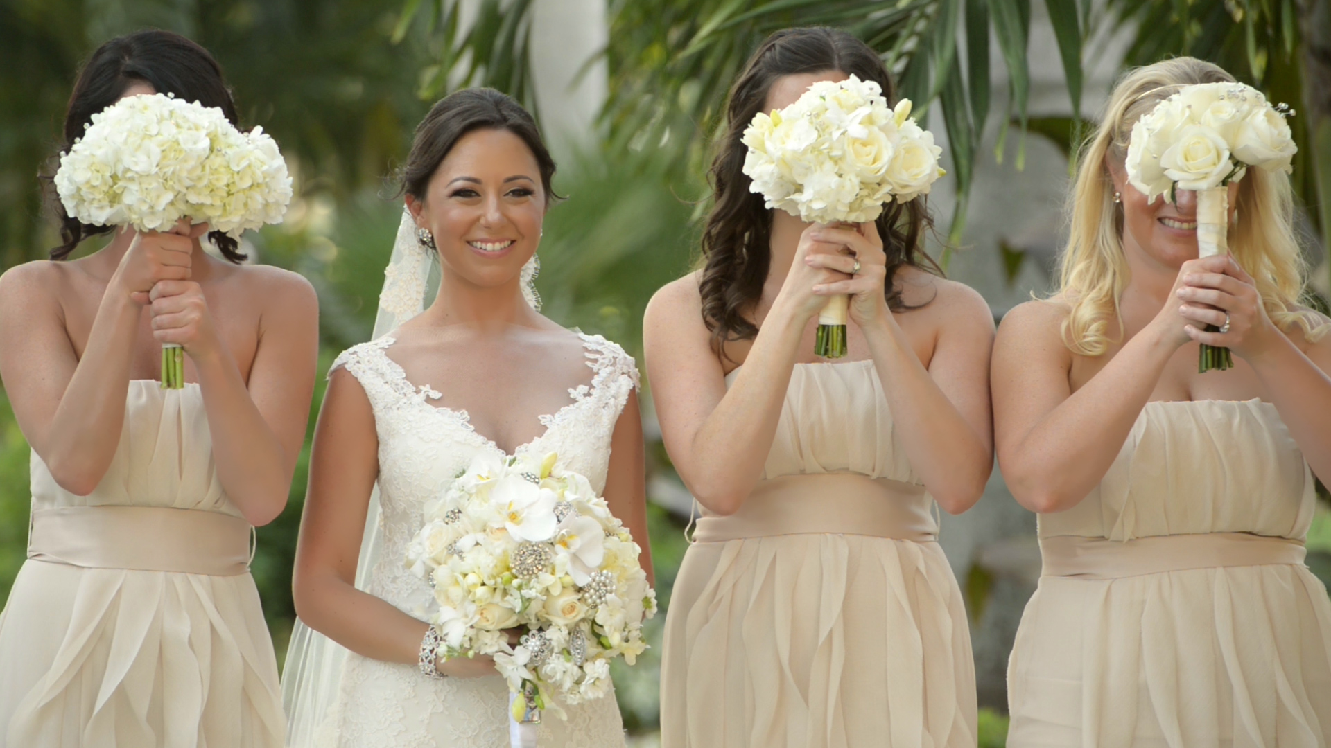 Natalie & Wesley's Beautiful Boca Resort Wedding