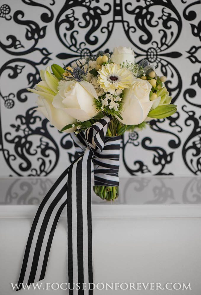 Wedding: Chris and Heather married at Mondrian Hotel