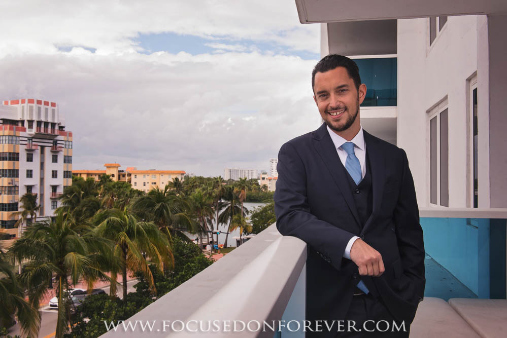 Wedding: Ben and Nicole married at 1 Hotel South Beach