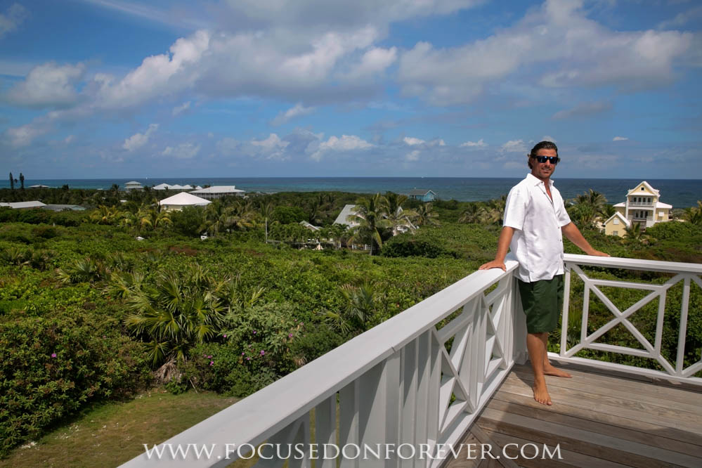 Wedding: Dean and Mandy married at The Abaco Inn, Bahamas