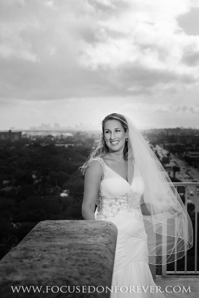 Wedding: Neil and Krystina married at Broward Center for Performing Arts