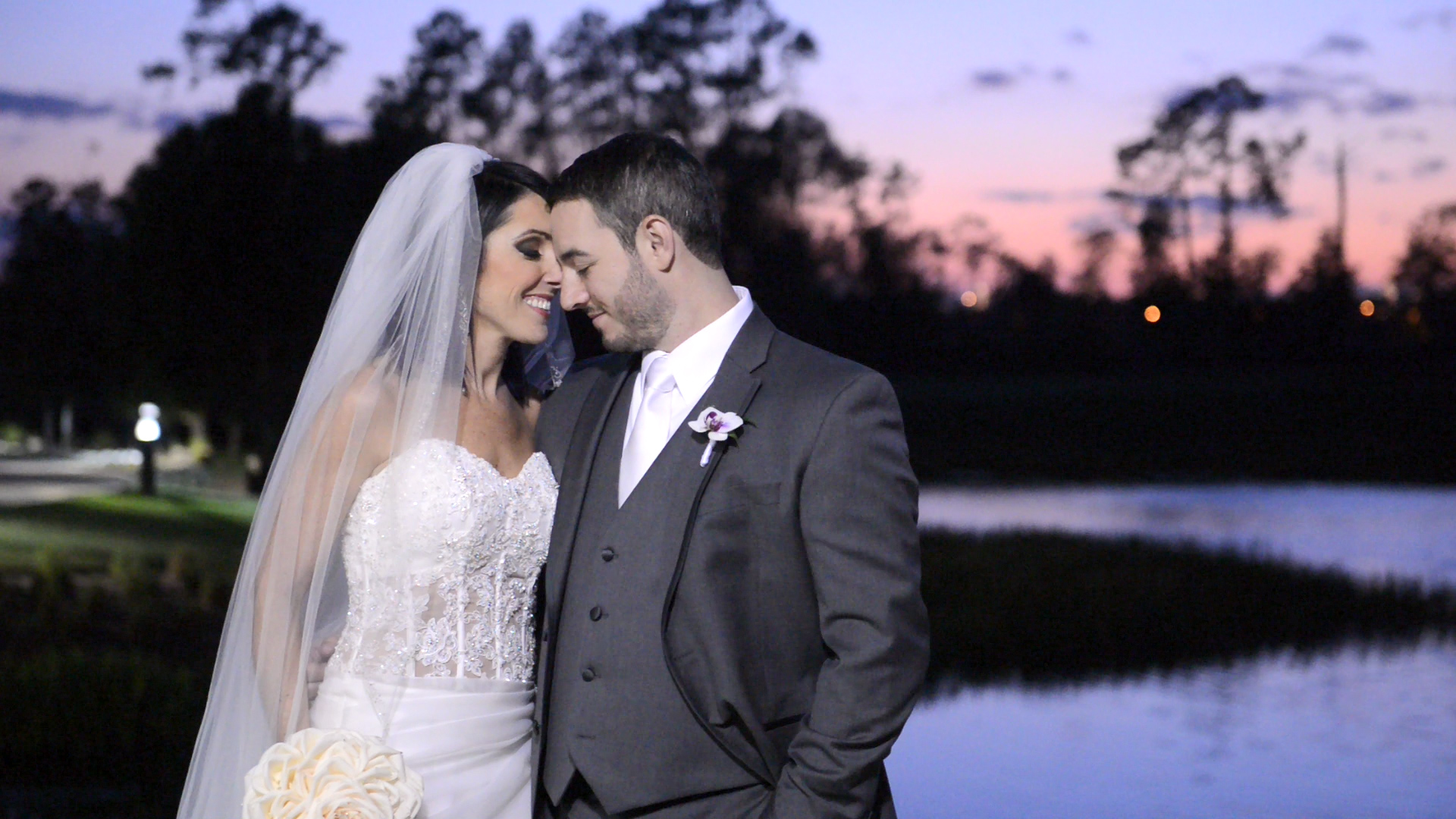 Jessica & David Married at Waldorf Astoria Orlando