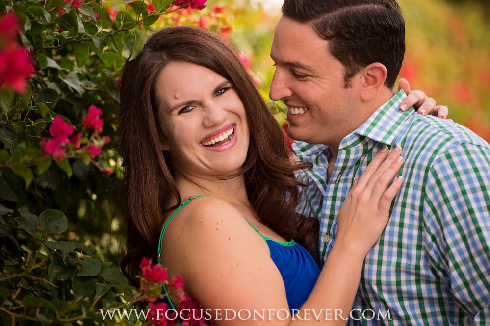 Engagment: Maddie and Matthew In Palm Beach