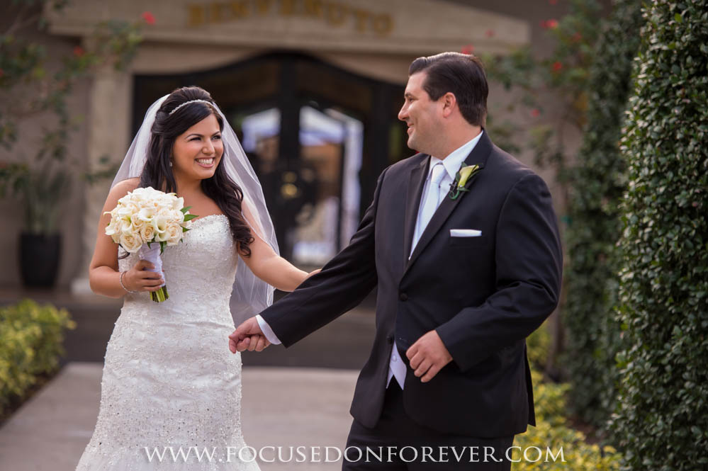 Wedding: Mike and Ashley married at Benvenuto