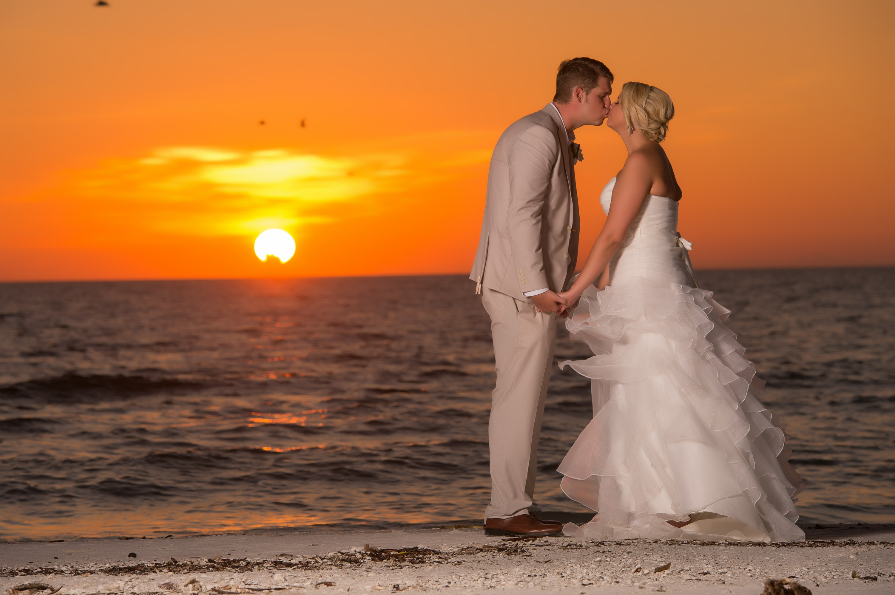 Jenna & James are Married at Marco Island Marriott