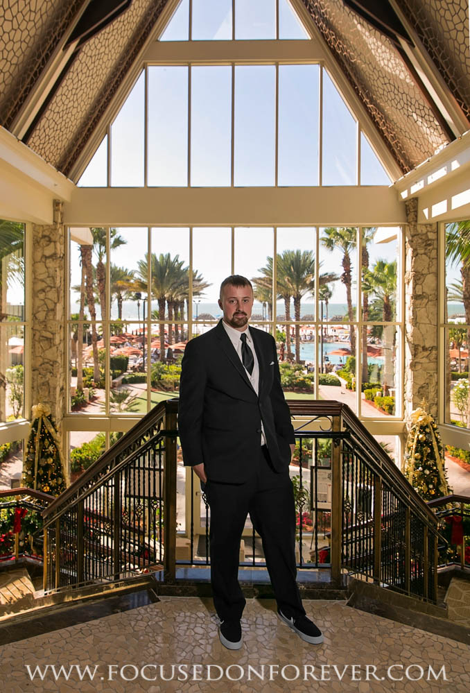 Wedding: Cora and Vince married at Marco Island Marriott, Marco Island, FL